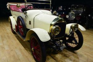 1925 Napier 16/22hp Colonial Tourer.