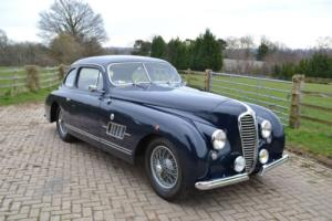1950 Delahaye 135M Coupe by Guillore