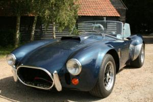 AC Cobra Ram Shelby 427, 1968,Officially Shelby Certified, Just Superb
