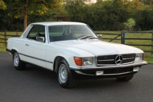 Mercedes-Benz SLC 450 5.0 | Left Hand Drive | Very Rare | Heated Seating |