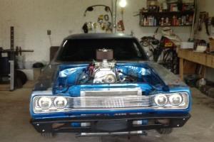 Blown Hemi project car