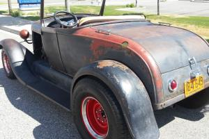 Really Cool Real Steel Roadster See Video!