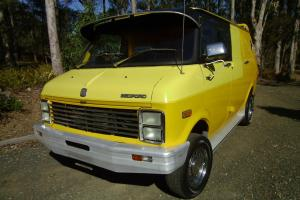 Bedford CFS Custom VAN 1976 NOT Chev VAN NOT Ford Transit VAN Hotrod in Taree, NSW Photo