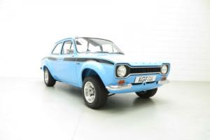 An Impeccable Mk1 Ford Escort AVO Mexico Recreation with Fabulous Detail.