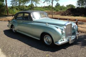 1962 Bentley S2 Classic Car Photo