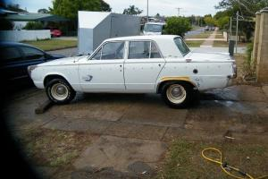 VC Valiant Sedan NO Running Gear in Caboolture, QLD