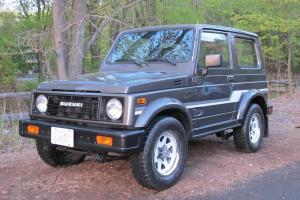 1986 SUZUKI SAMURAI ... 59,794 Original Miles ... Factory A/C