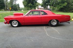 1966 chevelle race car or pro street