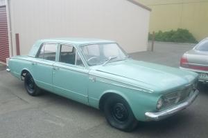 1965 AP6 Valiant Sedan Excellent Resto Project AP5 VC Mopar Chrysler