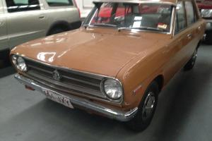 Datsun 1200 Deluxe (1972) 4D Sedan 4 SP Manual (1.2L - Carb)