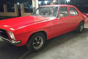 Holden Genuine HQ SS 1972 Very Rare GMH NOT HJ HX HZ GTS Monaro Collectable V8 in Campbelltown, SA