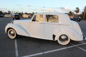 1948 Bentley Mark VI Runs and Drives  CHASSIS NUMBER BZ35DX Photo