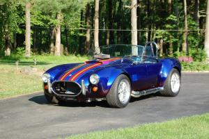 Ford Shelby Cobra Everett Morrison C4 Corvette 510