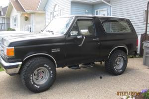 Ford : Bronco Eddie Bauer