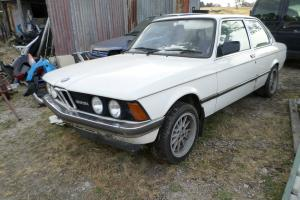 BMW 323 I 1981 Coupe Original High Performance SIX Cylinder 5SPEED Manual in Linton, VIC