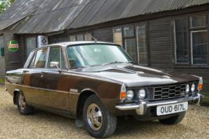 ROVER P6 3500 V8 AUTO - 37,000 MILES AND TAX EXEMPT !!