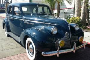 Restored 1939 Buick Special 8 Classic Investment Car