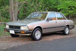 1985 PEUGEOT 505 S ... 76,277 Original Miles