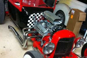 1923 Ford T-bucket custom