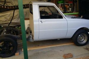 1976 Mazda 1000 UTE SR20DE in Redbank Plains, QLD