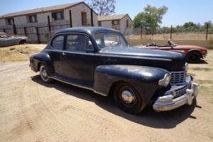 lincoln V12 2 door coupe 1947 Classic