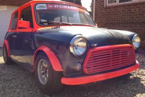 Classic Mini 7 Seven Race Car - Track - Hill - Historic - Mighty - Fast