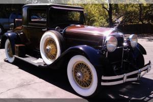 1929 Hudson Super Six Photo