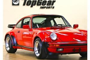 1987 PORSCHE 911 TURBO 930 ORIGINAL PAINT ONLY 43,444 ORIGINAL MILES STUNNING !!