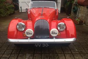 Morgan Plus 8 sports 3.5 Ltr V8 Convertible,vintage classic car Very Low Mileage