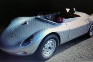 Porsche 718 RSK Spyder Replica