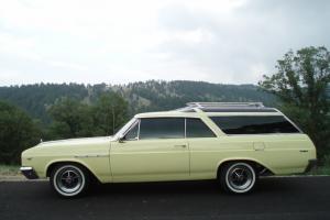 1964 Buick Skylark Grand Sport 2 Door Hardtop Glasstop Wagon