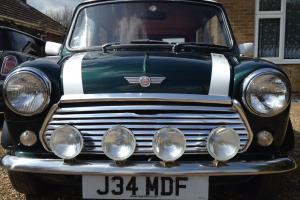 Classic Mini Cooper special edition