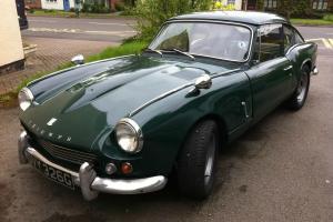 1968 Mk1 Triumph GT6. Full MOT tax exempt, lots of history