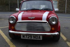 classic mini cooper S factory converted by John Cooper