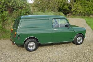 1980 Mini Van Just 2 Owners From New. Austin Morris