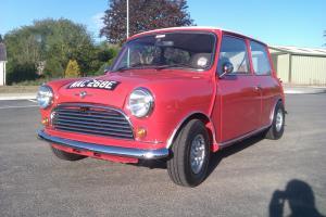 1967 Mk1 Mini Cooper Replica
