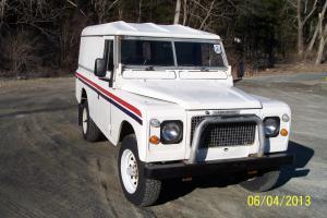 Rare Long Wheelbase Stage One Van