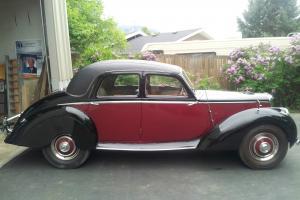 1954 Riley RME 1 1/2 litre
