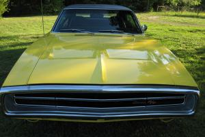 1970 Dodge Charger R/T 440 4 Speed Restored Clean Photo