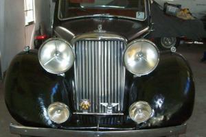 JAGUAR VINTAGE 1946 MK IV