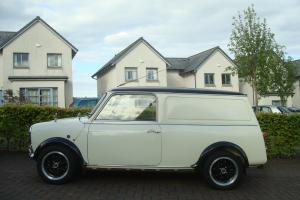 Classic Mini Van 1970