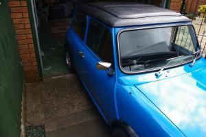 1979 AUSTIN MORRIS MINI 1275 GT BLUE