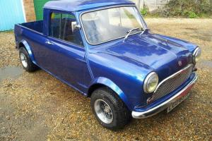 1976 Leyland Mini Pick-Up