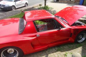 porsche 914 one off from California then from a car art gallery Austria