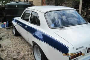 ford escort mk1 historic rally car