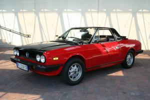 1979 Lancia Beta Zagato (Spider)