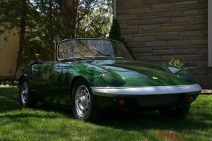 Lotus Elan S2 5-Speed