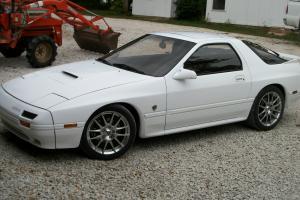 1988 mazda rx7 10th anniversary turbo