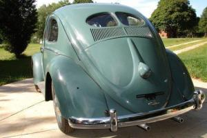 1951 VOLKSWAGEN SPLIT WINDOW WITH SEMAPHORES