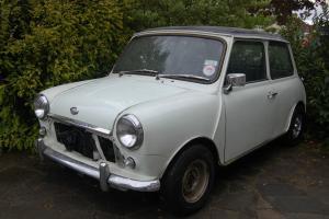 Classic Mini Cooper S Mk3 1971 Morris